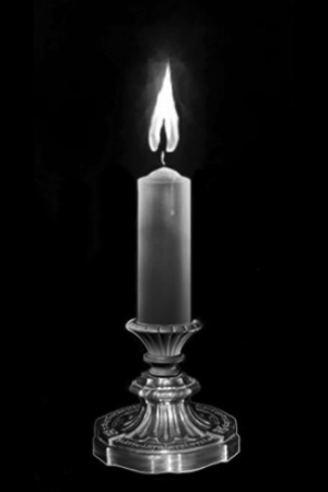 Свеча 2- Гравировка свечи на памятнике, производство и доставка по РФ