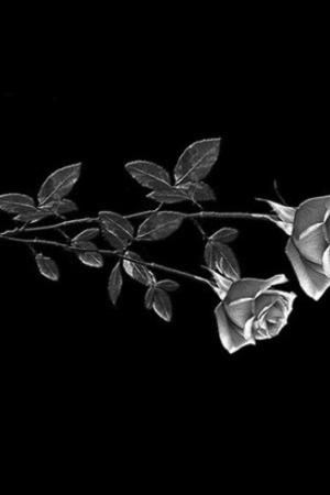 Цветок 6 - Гравировка цветка на памятнике, производство и доставка по РФ