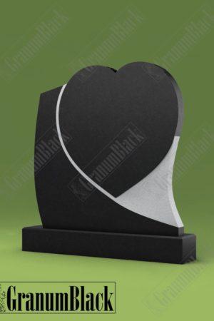 Памятник С-3 с сердцем
