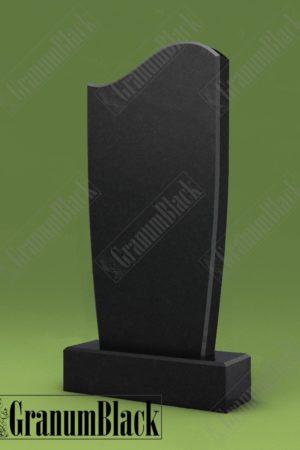 Памятник из гранита фигурный 6 на могилу
