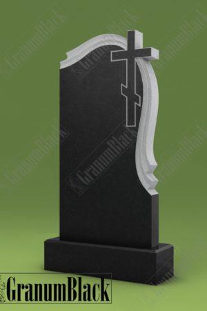 Памятник с крестом 1