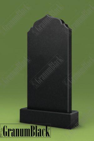 Памятник из гранита фигурный 5 на могилу
