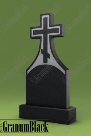 Памятник с крестом 10