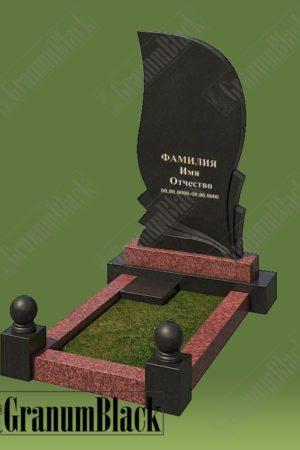 Памятник комбинированный 4