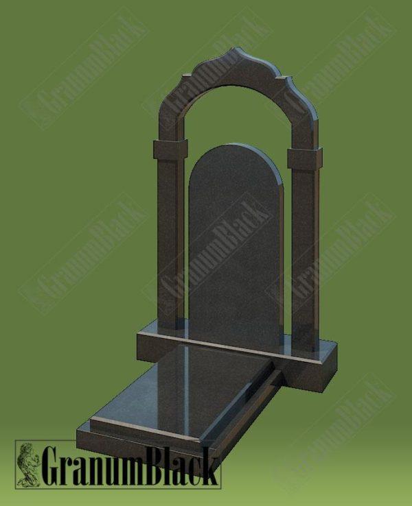 Памятник премиум с аркой 22