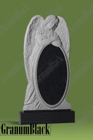 Памятник а-23 с ангелом
