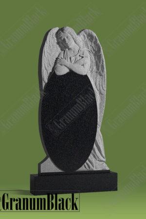 Памятник а-24 с ангелом