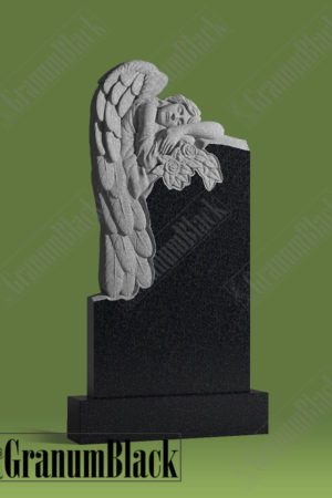 Памятник а-12 с ангелом