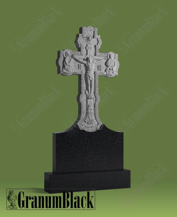 Памятник с крестом 18