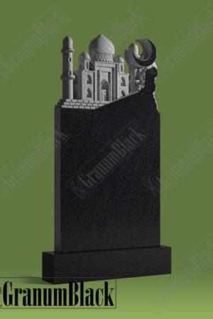 Памятник м-4 мусульманский