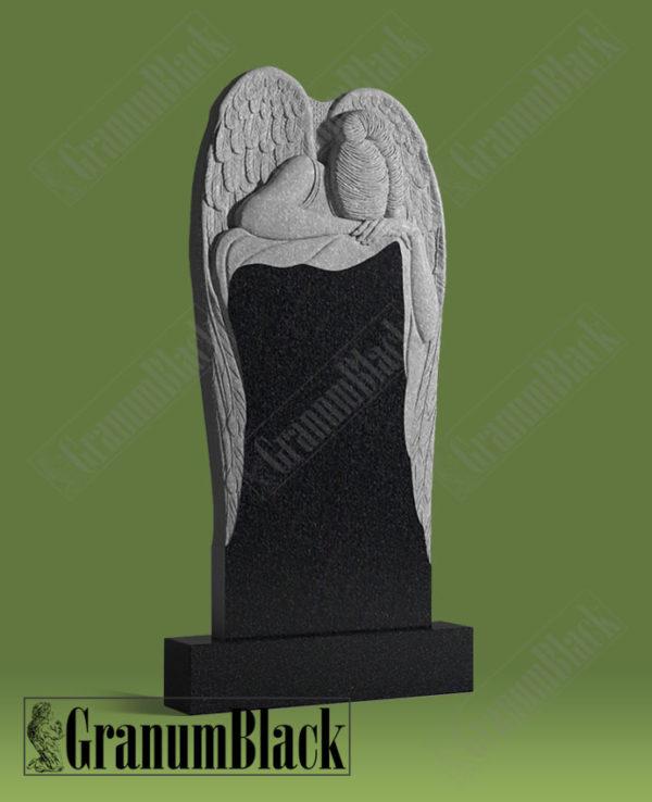 Памятник а-15 с ангелом