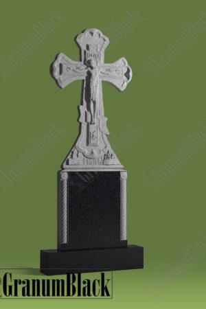 Памятник с крестом 21
