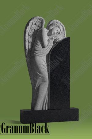 Памятник а-17 с ангелом