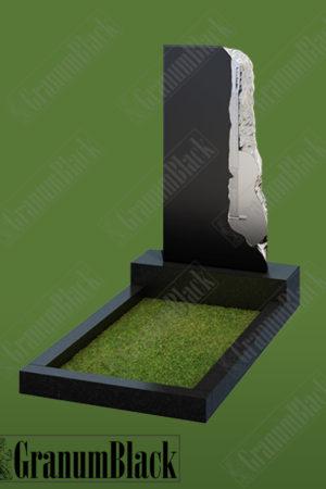 Памятник с гитарой