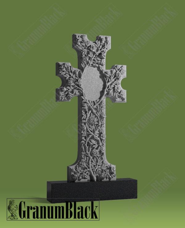 Памятник с крестом 23