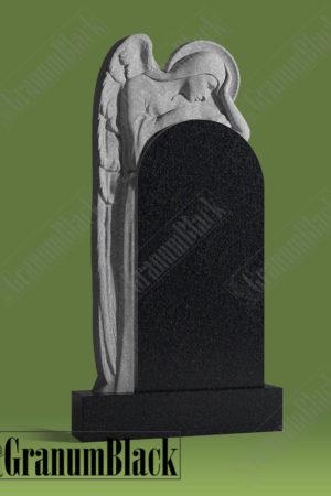 Памятник а-19 с ангелом
