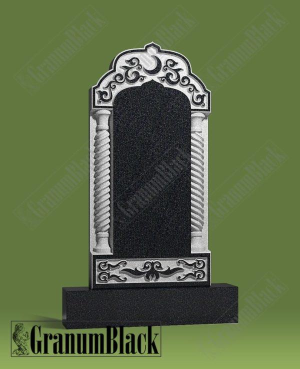 Памятник м-5 мусульманский